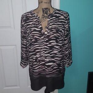 Beautiful Cynthia Rowley blouse